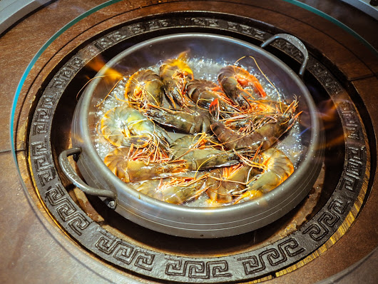 Jia Shin Lee: Chinese Reunion Dinner at Youmiqi Cuisine 有米气顺德料理, Old Kland Road